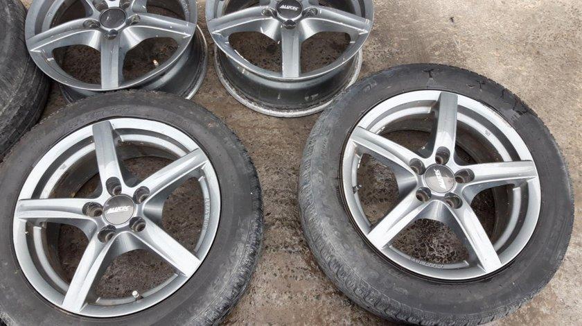 Set 8216 - Jante aliaj VW Passat B6, 205/55 R16, 5x112, 7jx16h2 et38