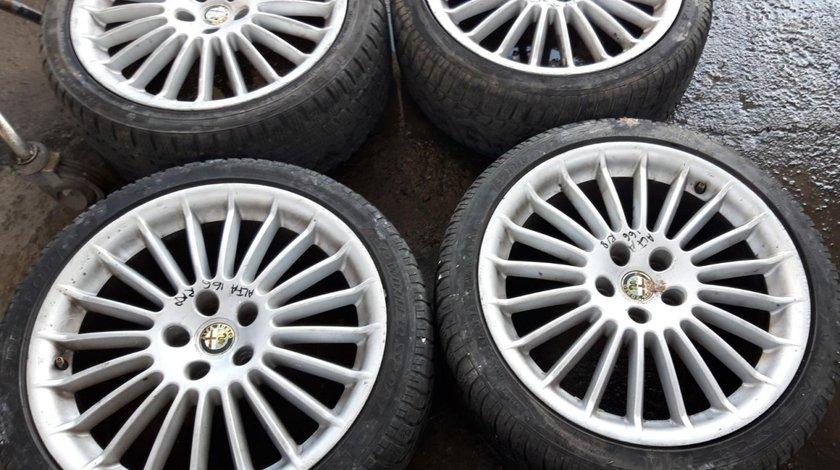 Set 8223 - Jante aliaj Alfa Romeo 166, 235/40 R18, 5x108, 8jx18h2-36.5