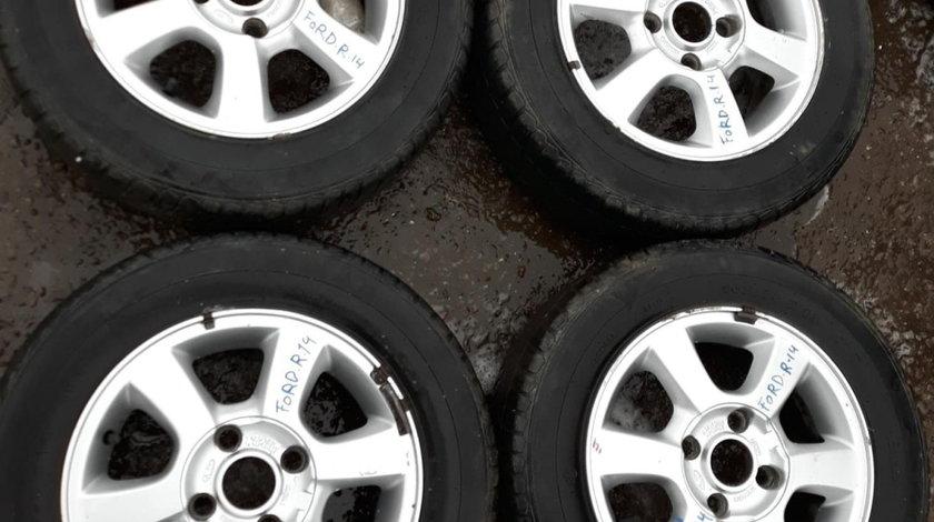Set 8225 - Jante aliaj Ford Fiesta , 5jx14h2 et36, 4x108, r14