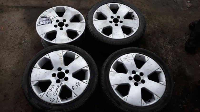 Set 8254 - Jante aliaj Opel Astra G Bertone, 225/45/r17, 5x110, 7jx17h2 et41