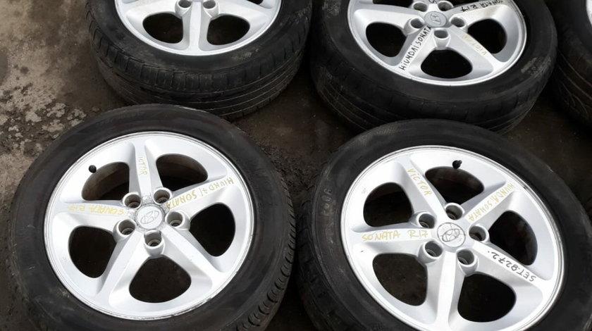 Set 8272 - Jante aliaj Hyundai Sonata, 5x114.3, 255/50/r17, 6.5jx17-46