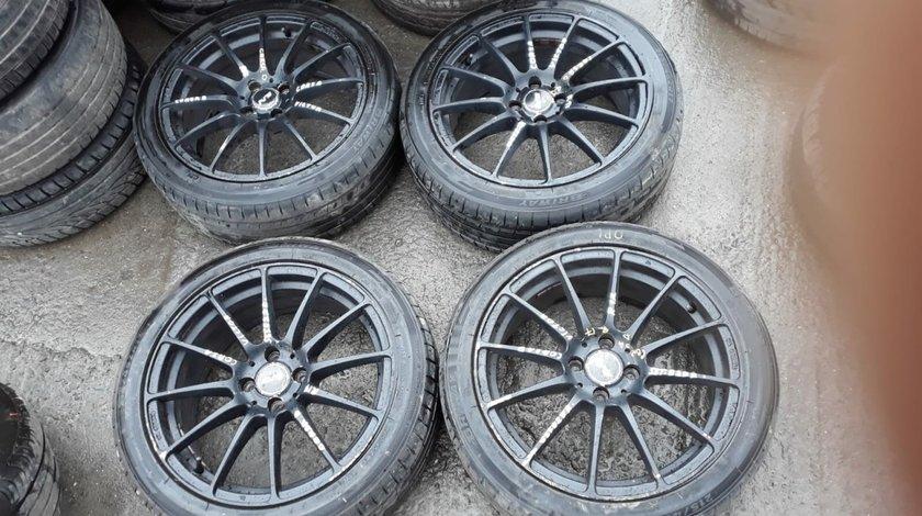 Set 8277 - Jante aliaj Opel Corsa D 215/45/zr17, 4x100, 17x7j