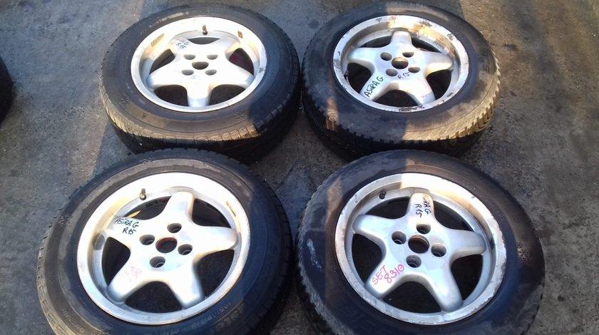 Set 8310 - Jante aliaj Opel Astra G 195/65 R15, 7jx17h2 et35, 4x100