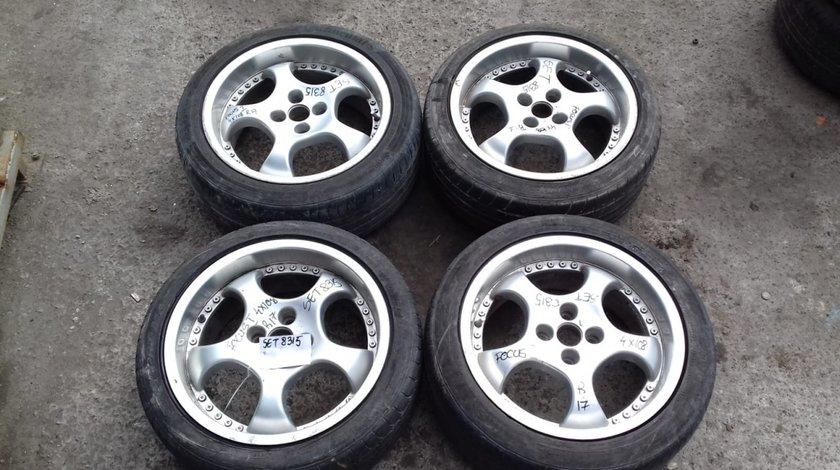 Set 8315 - Jante aliaj Ford Focus 1, 215/45 ZR17, 8.0jx17h2 et35, 4x108