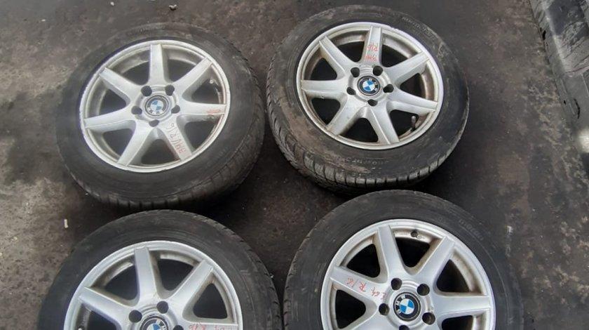 Set 8509 - Jante aliaj BMW E46 , 7Jx16 ET47 , R16 205/55 , 5x120