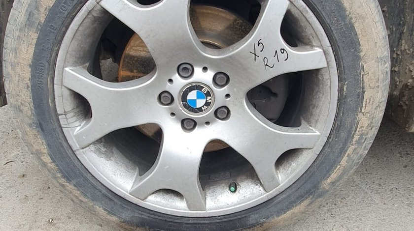 Set 8534 - Jante aliaj BMW x5 E53  , 9Jx19 ET48 / 10Jx19 ET45 , R29 255/50 , 5x120