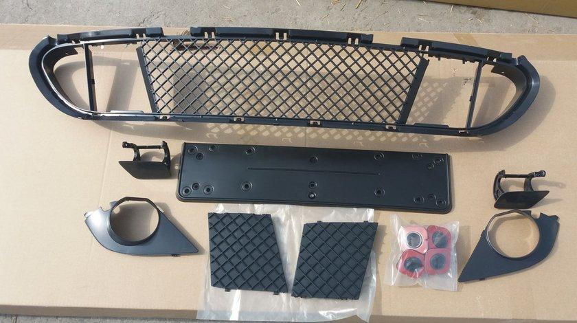 Set accesorii grila suport senzori bara fata BMW E60 Mpachet