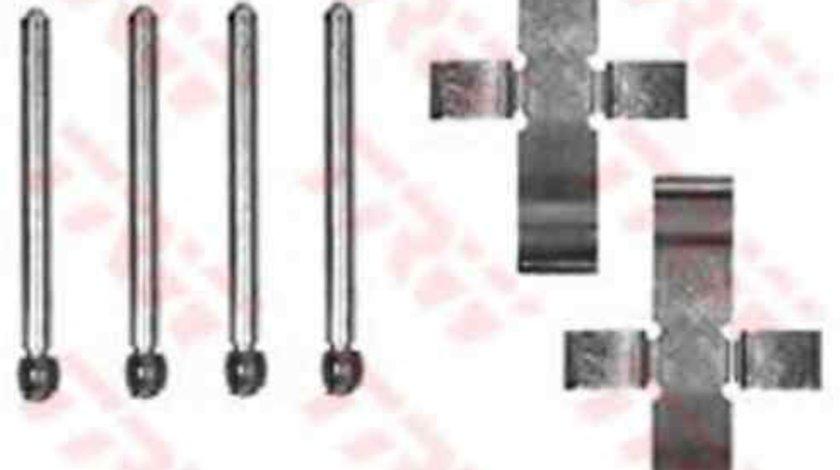 Set accesorii, placute frana ALFA ROMEO GTA cupe TRW PFK64