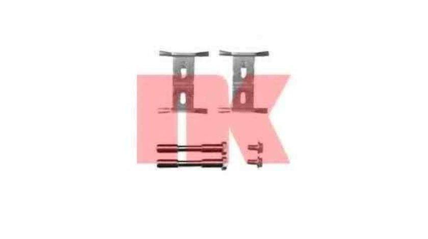 Set accesorii, placute frana AUDI Q7 (4L) NK 7947658