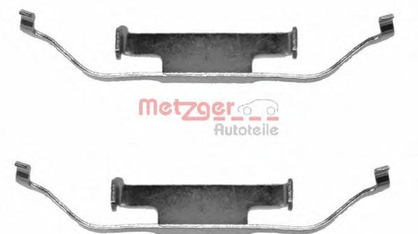 Set accesorii, placute frana BMW X1 (E84) (2009 - 2015) METZGER 109-1097 piesa NOUA