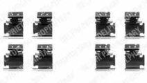 Set accesorii placute frana FIAT STILO 192 DELPHI ...