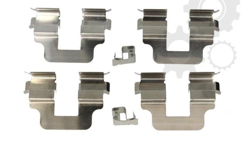 Set accesorii placute frana OPEL ASTRA H L48 Producator OJD QUICK BRAKE 109-1245