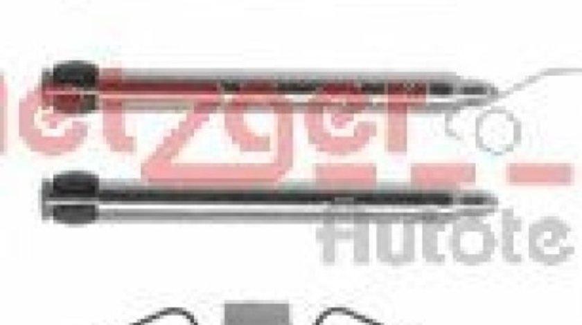 Set accesorii, placute frana OPEL VECTRA B Hatchback (38) (1995 - 2003) METZGER 109-1266 piesa NOUA