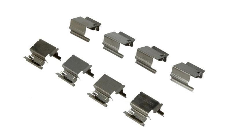 Set accesorii, placute frana PEUGEOT PARTNER combispace (5F) (1996 - 2012) METZGER 109-1218 piesa NOUA