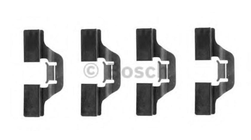 Set accesorii, placute frana PEUGEOT PARTNER caroserie (5) (1996 - 2012) BOSCH 1 987 474 253 piesa NOUA