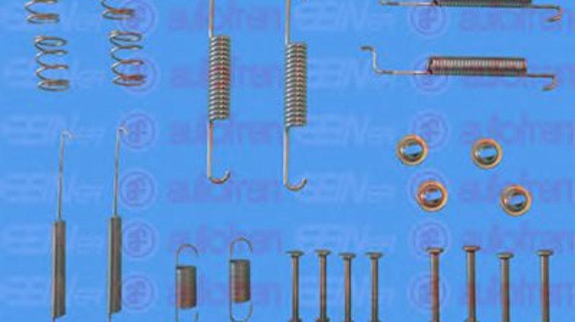 Set accesorii, sabot de frana AUDI A2 (8Z0) (2000 - 2005) AUTOFREN SEINSA D3890A piesa NOUA