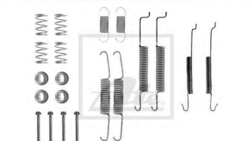 Set accesorii, sabot de frana AUDI A2 (8Z0) ATE 03.0137-9168.2