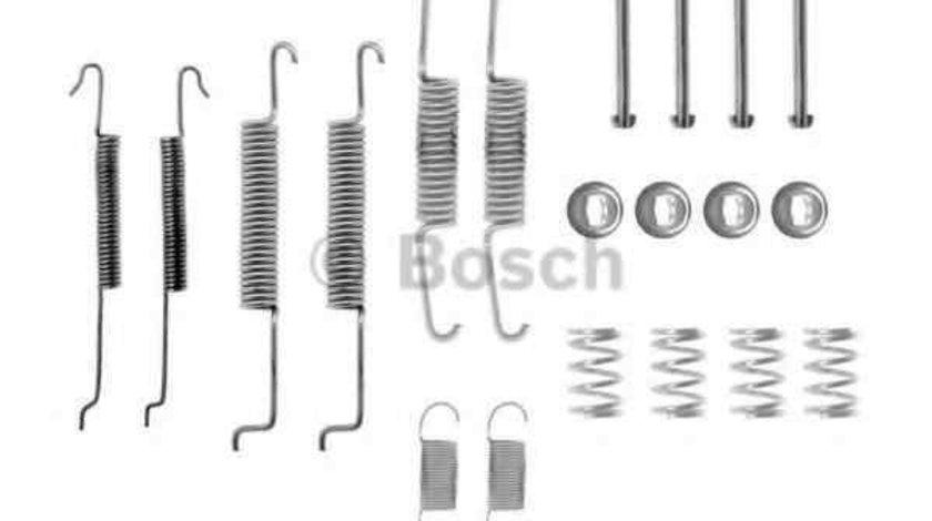 Set accesorii, sabot de frana AUDI A2 (8Z0) BOSCH 1 987 475 110