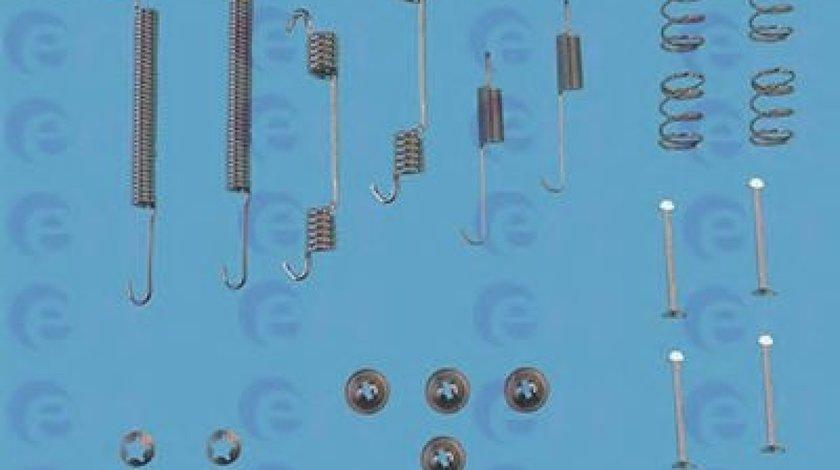 Set accesorii, sabot de frana AUDI A4 Avant (8ED, B7) (2004 - 2008) ERT 310006 piesa NOUA