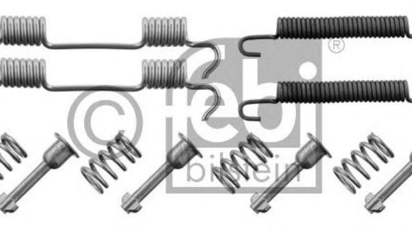 Set accesorii, sabot de frana BMW Seria 3 (E46) (1998 - 2005) FEBI BILSTEIN 34156 piesa NOUA
