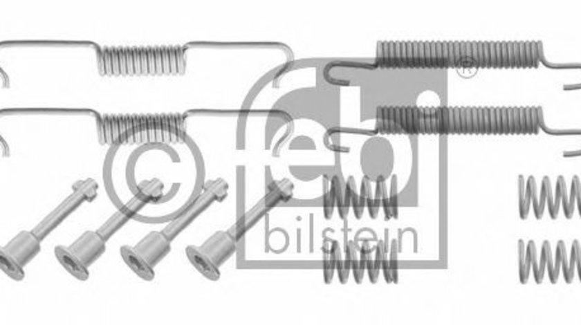 Set accesorii, sabot de frana BMW X5 (E53) (2000 - 2006) FEBI BILSTEIN 29225 piesa NOUA
