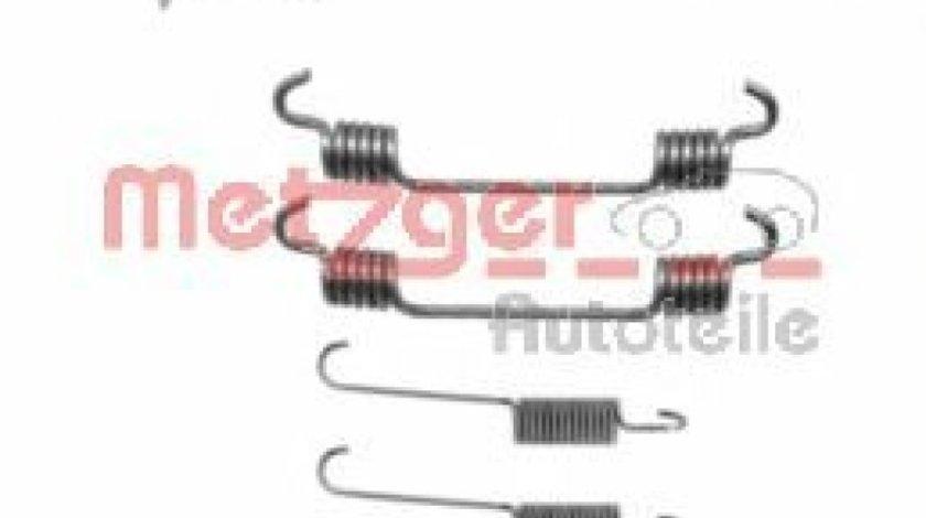 Set accesorii, sabot de frana OPEL CORSA C (F08, F68) (2000 - 2009) METZGER 105-0709 piesa NOUA