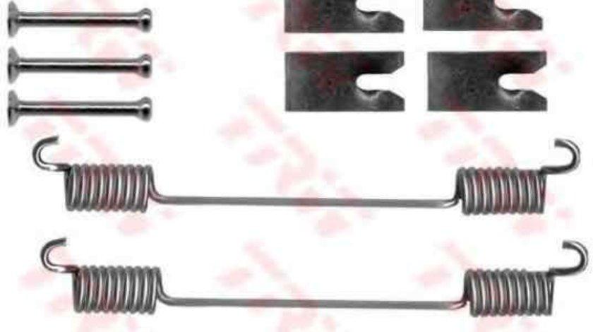 Set accesorii, sabot de frana PEUGEOT BOXER caroserie (230L) TRW SFK371
