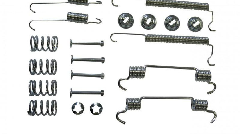 Set accesorii saboti frana Opel Corsa C (2000-2009)[X01] #3 03013791662