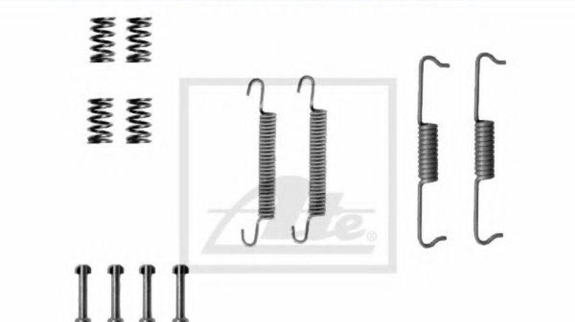Set accesorii, saboti frana parcare AUDI Q7 (4L) (2006 - 2015) ATE 03.0137-9288.2 piesa NOUA