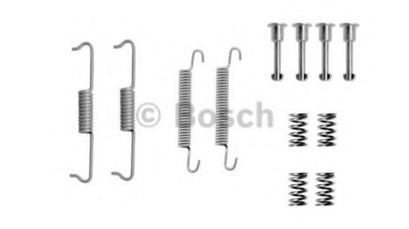 Set accesorii, saboti frana parcare AUDI Q7 (4L) (2006 - 2015) BOSCH 1 987 475 306 piesa NOUA