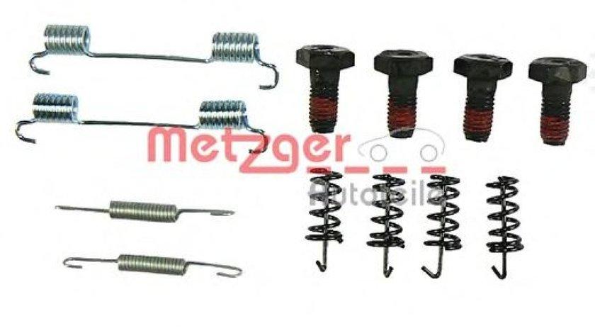 Set accesorii, saboti frana parcare MERCEDES A-CLASS (W169) (2004 - 2012) METZGER 105-0622 piesa NOUA