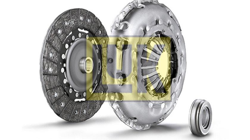 Set ambreiaj AUDI A3, Q2; SEAT ATECA, LEON, LEON ST; VW GOLF SPORTSVAN, GOLF VII, TOURAN 1.6 d/2.0 d dupa 2012