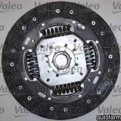 Set ambreiaj FORD TRANSIT CONNECT P65 P70 P80 VALEO 834016