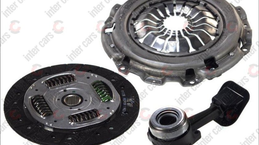 Set ambreiaj FORD TRANSIT CONNECT (P65_ P70_ P80_) Producator VALEO 834016
