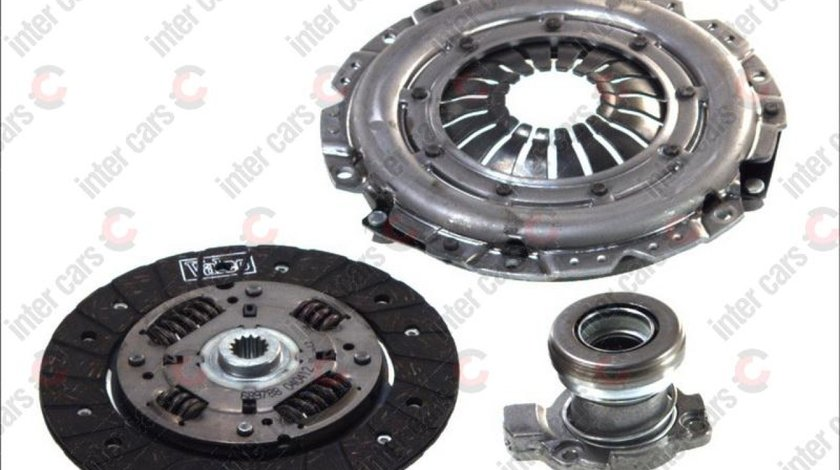 Set ambreiaj OPEL ASTRA G hatchback F48 F08 Producator VALEO 834018
