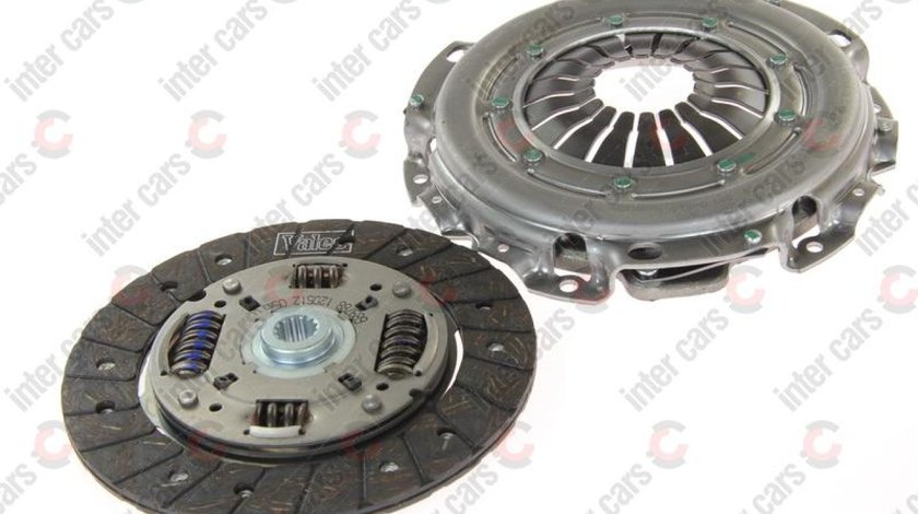 Set ambreiaj OPEL ASTRA G hatchback F48 F08 Producator VALEO 821301