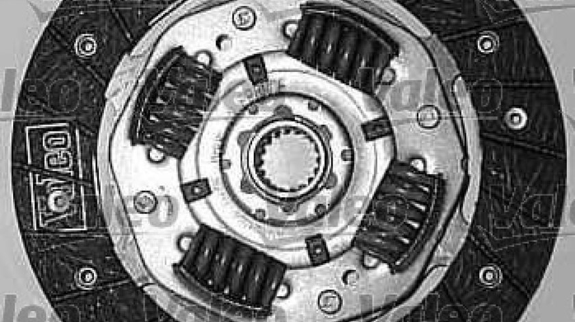 Set ambreiaj PEUGEOT 206 hatchback (2A/C) Producator VALEO 821340