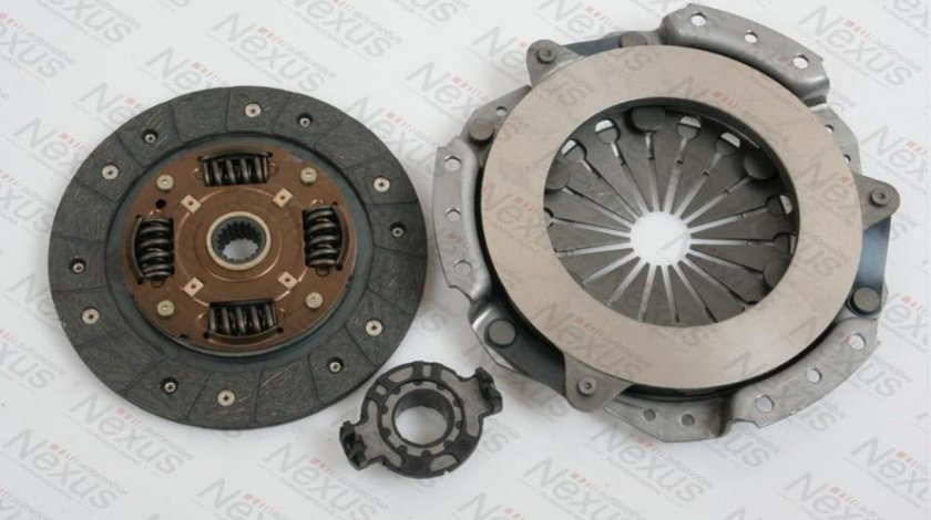 Set ambreiaj PEUGEOT 206 sedan Producator NEXUS F1C007NX