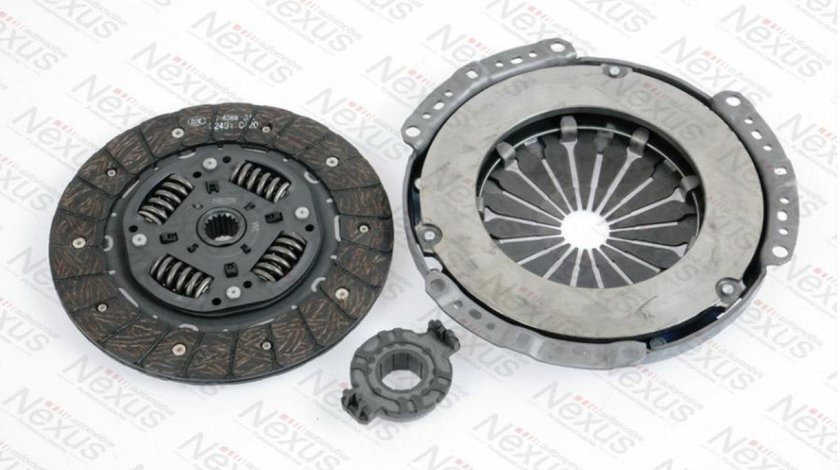 Set ambreiaj PEUGEOT 206 sedan Producator NEXUS F1C036NX