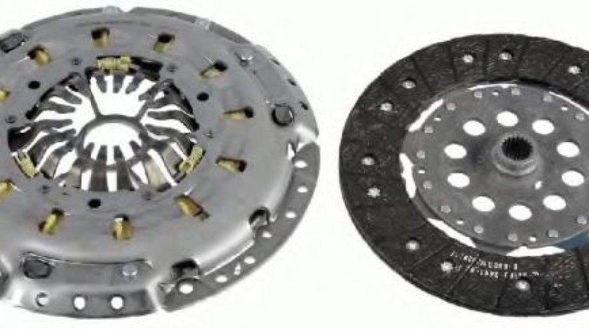Set ambreiaj VOLVO S60 I (2000 - 2010) SACHS 3000 831 501 produs NOU
