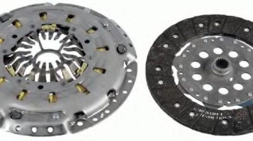 Set ambreiaj VOLVO S80 I (TS, XY) (1998 - 2006) SACHS 3000 831 501 produs NOU