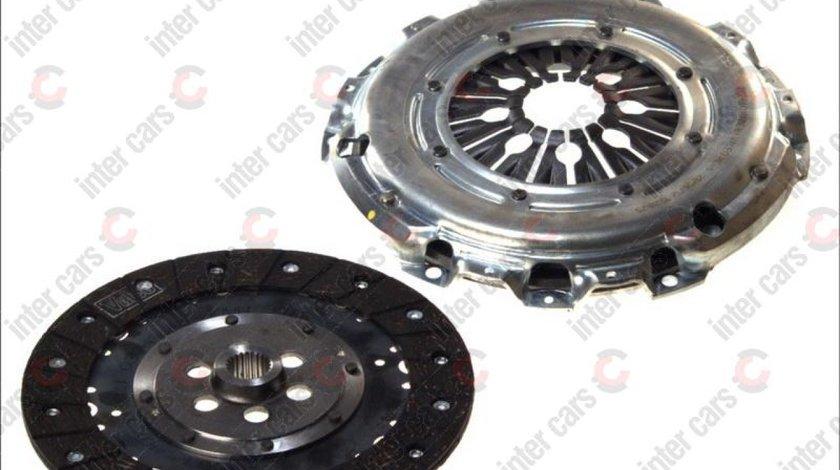 Set ambreiaj VW GOLF VI 5K1 Producator VALEO 826731