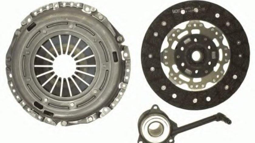 Set ambreiaj VW PASSAT CC (357) (2008 - 2012) SACHS 3000 990 081 piesa NOUA