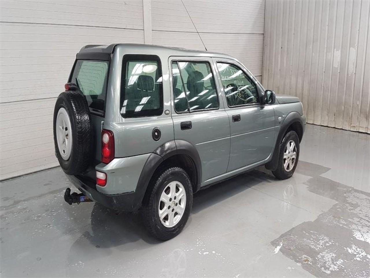 Set amortizoare fata Land Rover Freelander 2005 SUV 2.0d