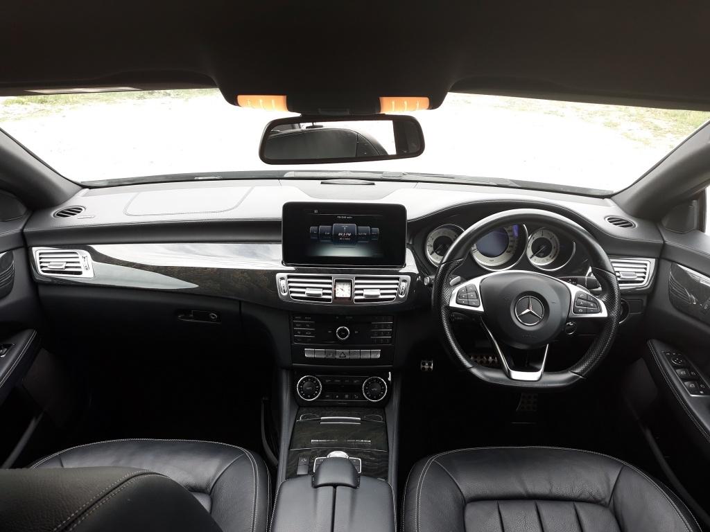 Set amortizoare fata Mercedes CLS W218 2015 break 3.0