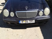 Set amortizoare fata Mercedes E-CLASS W210 2001 berlina 2.2 cdi