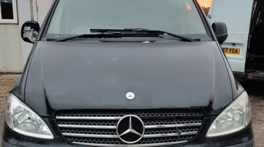 Set amortizoare fata Mercedes VITO 2008 VAN 2987 CDI