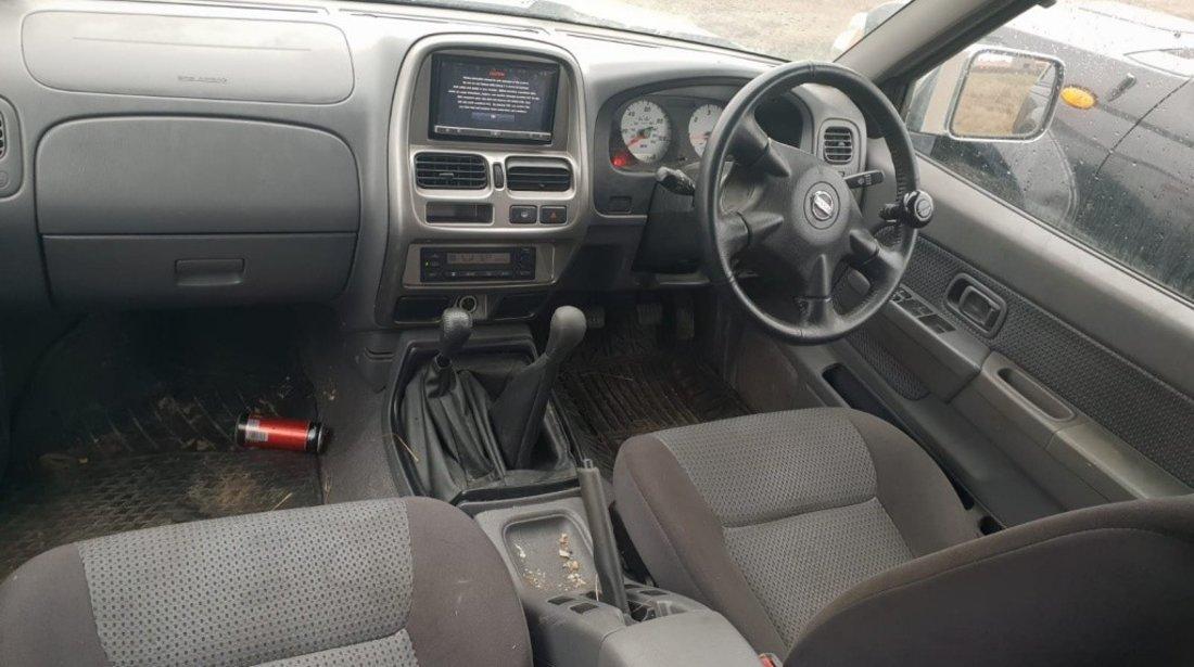 Set amortizoare fata Nissan Navara 2003 4x4 d22 2.5 d