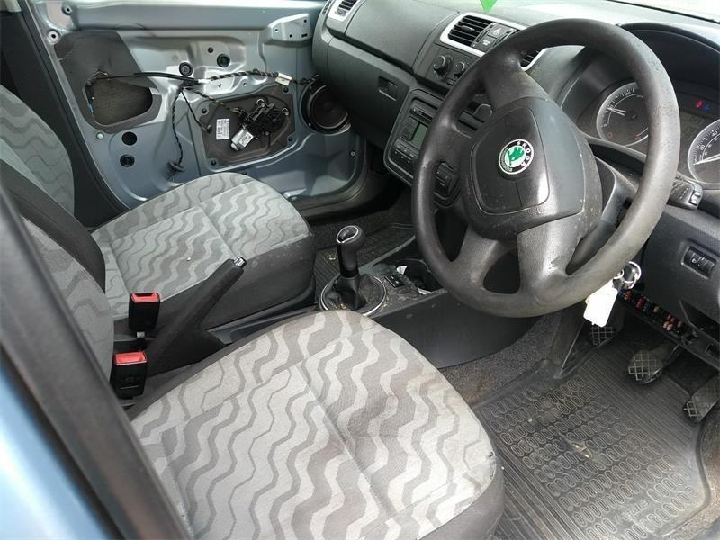 Set amortizoare fata Skoda Fabia II 2010 Hatchback 1.4 TDi