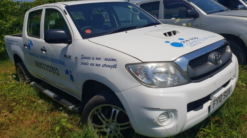 Set amortizoare fata Toyota Hilux 2010 suv 2.5 d-4d 2kd-ftv